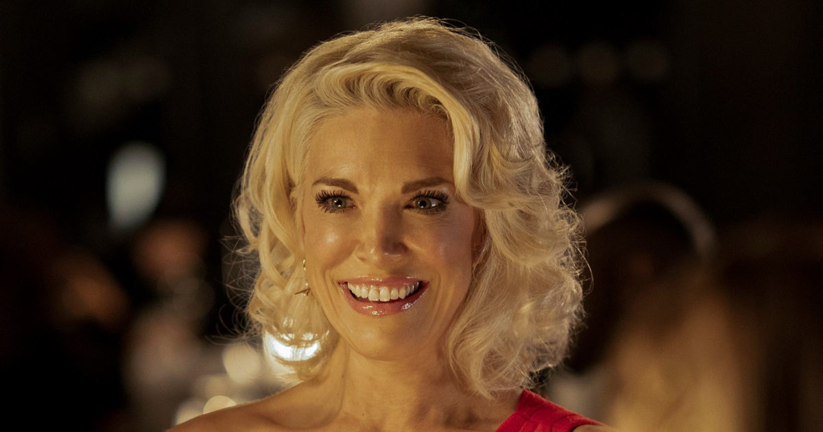 """Hannah Waddingham in """"Ted Lasso,"""" now streaming on Apple TV+."""
