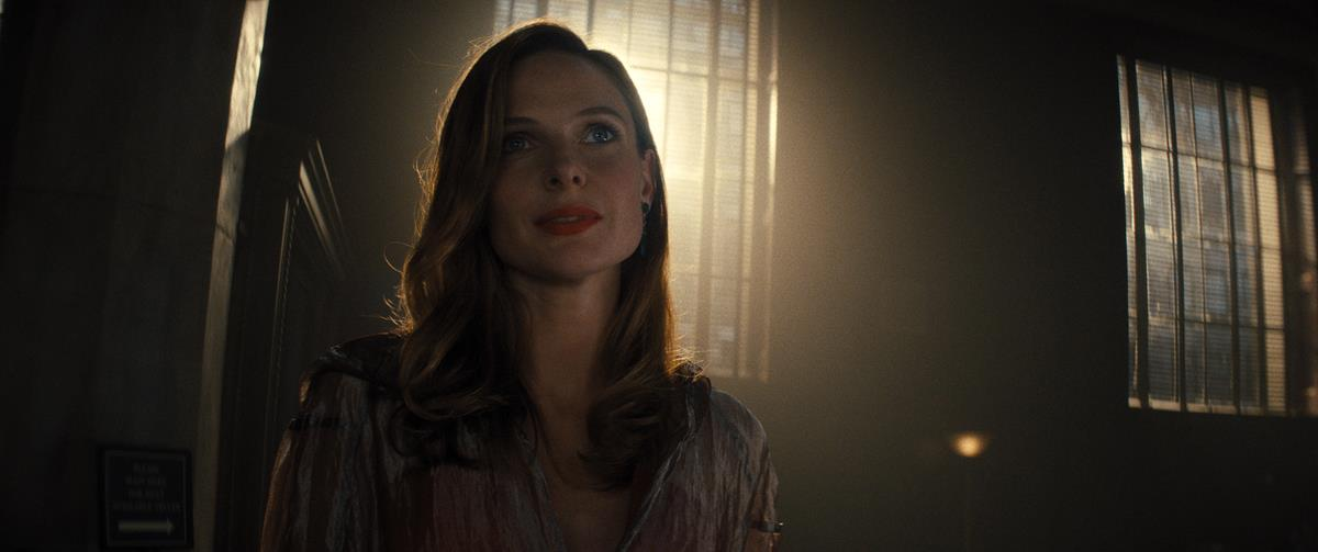"""Rebecca Ferguson as Mae in """"Reminiscence."""" Cr: Warner Bros. Pictures"""