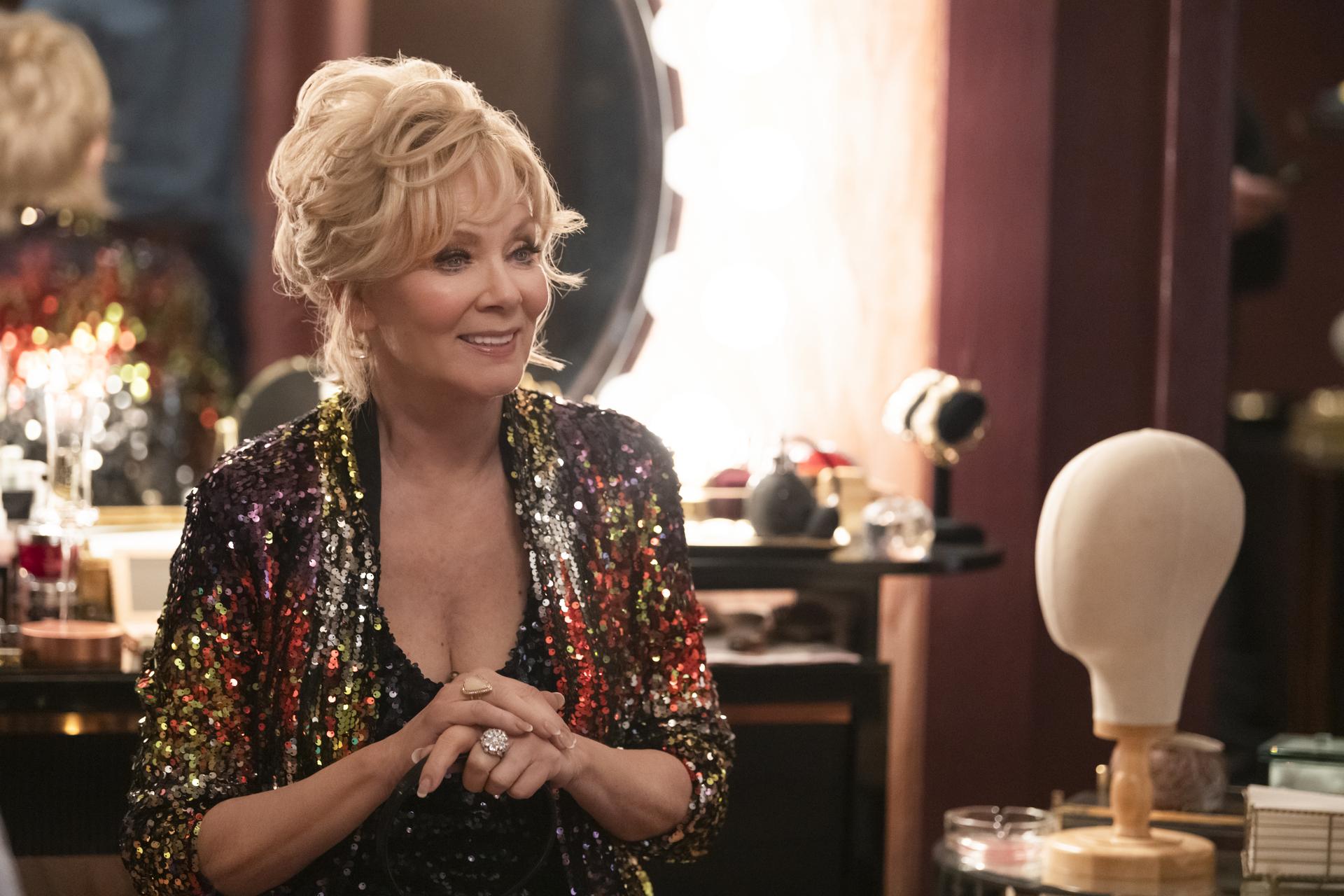 """Jean Smart as Deborah Vance in """"Hacks."""" Cr: Warner Media"""
