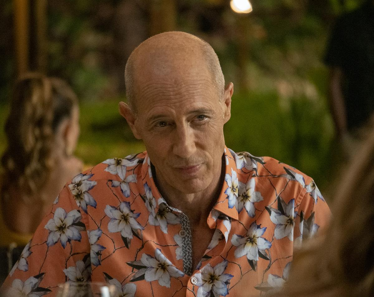 """Jon Gries as Greg in Episode 4 of """"The White Lotus."""" Cr: HBO"""