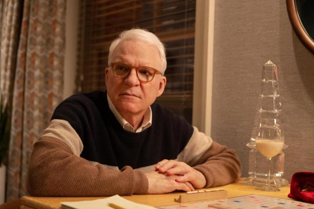 """Steve Martin as Charles in Episode 7 of """"Only Murders in the Building."""" Cr: Hulu"""