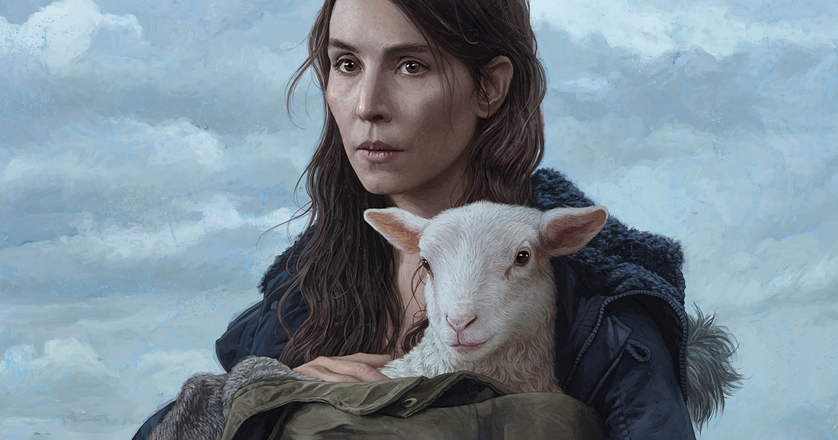 """Noomi Rapce in """"Lamb"""" Images courtesy of A24."""