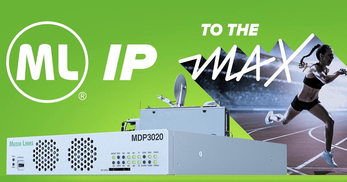 Media Links MDP3020 MAX