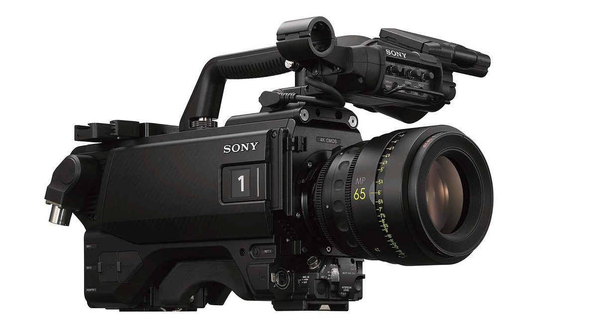 Sony HDC-F5500